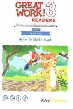 Arel Publishing 3. Sınıf Great Work Readers Set