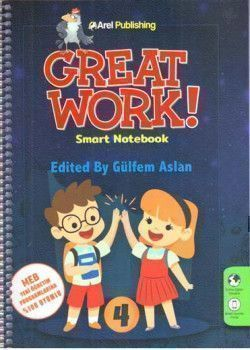 Arel Publishing 4. Sınıf Great Work Smart Notebook