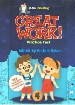 Arel Publishing 4. Sınıf Great Work Practice Test