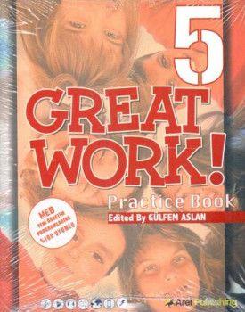 Arel Publishing 5. Sınıf Great Work Practice Book