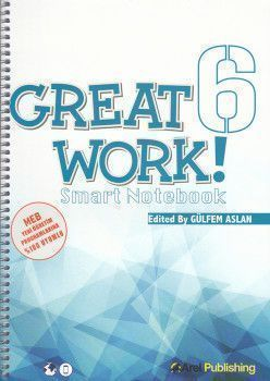 Arel Publishing 6. Sınıf Great Work Smart Notebook