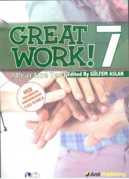 Arel Publishing 7. Sınıf Great Work Practice Test