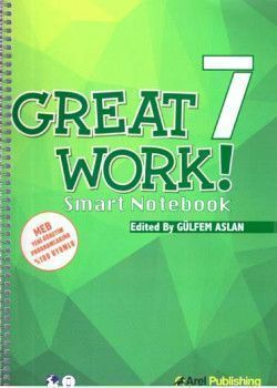 Arel Publishing 7. Sınıf Great Work Smart Notebook