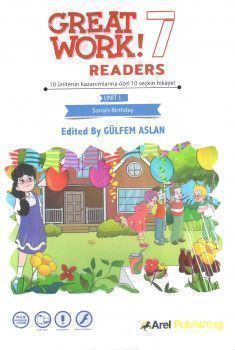 Arel Publishing 7. Sınıf Great Work Readers Set
