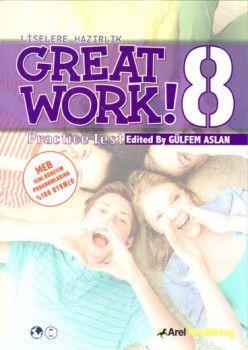 Arel Publishing 8. Sınıf Great Work Practice Test