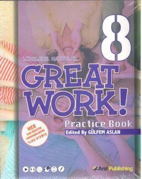Arel Publishing 8. Sınıf Great Work Practice Book