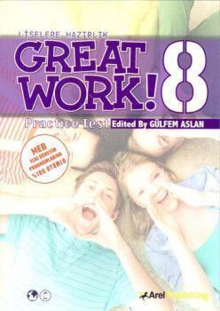Arel Publishing 8. Sınıf Great Work Practice Test