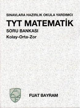 Arf Yayınları YKS 1. Oturum TYT Matematik Soru Bankası
