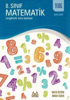 Arkadaş Yayınları 8. Sınıf TEOG Matematik Rengarenk Soru Bankası