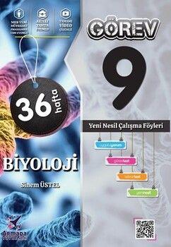 Armada Yayınları 9. Sınıf Biyoloji Görev Çalışma Föyleri