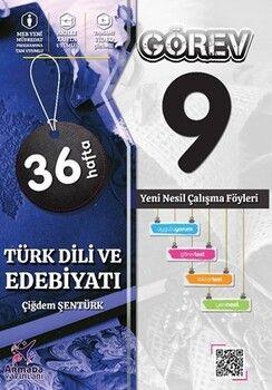 Armada Yayınları 9. Sınıf Türk Dili ve Edebiyatı Görev Çalışma Föyleri