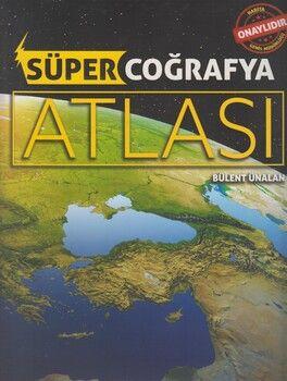Armada Yayınları Süper Coğrafya Atlası