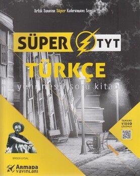Armada Yayınları TYT Türkçe Yeni Nesil Süper Soru Kitabı