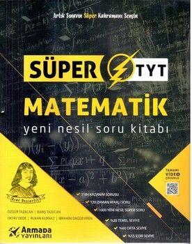 Armada Yayınları TYT Matematik Süper Soru Kitabı