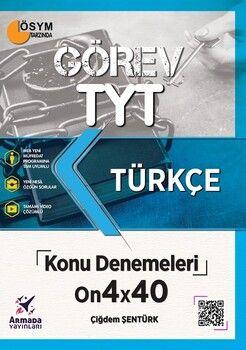 Armada Yayınları TYT Türkçe Görev Konu Denemeleri