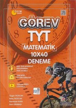 Armada Yayınları TYT Matematik 10x40 Görev Deneme