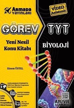 Armada Yayınları TYT Biyoloji Görev Yeni Nesil Konu Kitabı