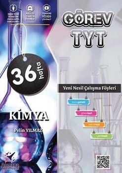 Armada Yayınları TYT Kimya Görev Çalışma Föyleri