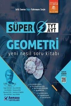 Armada Yayınları TYT AYT Geometri Soru Bankası