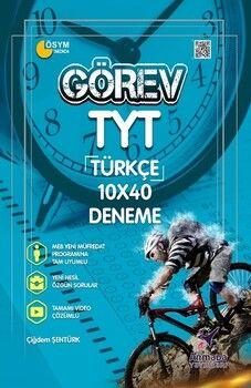 Armada YayınlarıTYT Türkçe Görev 10x40 Deneme