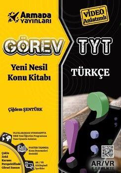 Armada YayınlarıTYT Türkçe Görev Yeni Nesil Konu Kitabı