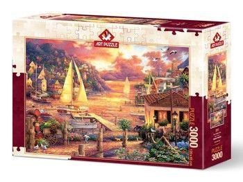 Art Puzzle Altın Deniz 3000 Parça Puzzle