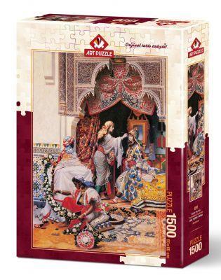 Art Puzzle Düğün Hazırlığı 1500 Parça