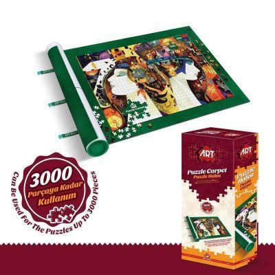Art Puzzle Halısı 3000'lik (Kutulu)