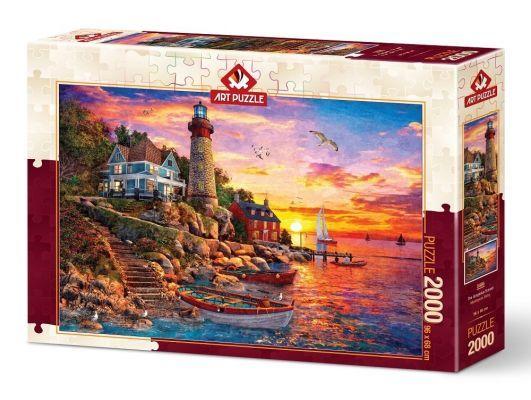 Art Puzzle Muhteşem Batış 2000 Parça Puzzle