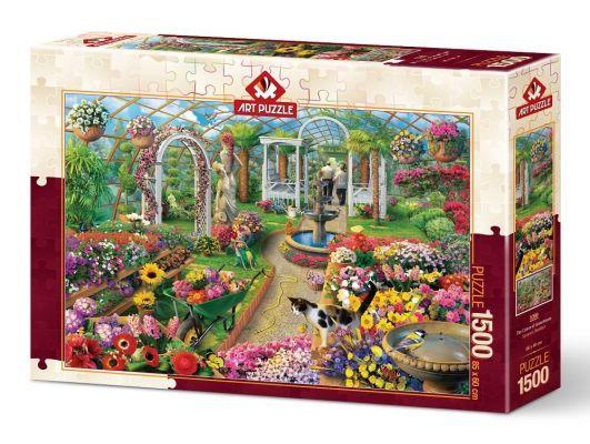 Art Puzzle Seramın Renkleri 1500 Parça Puzzle