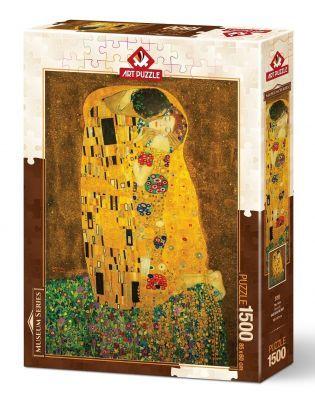Art Puzzle The Kiss 1500 Parça Puzzle