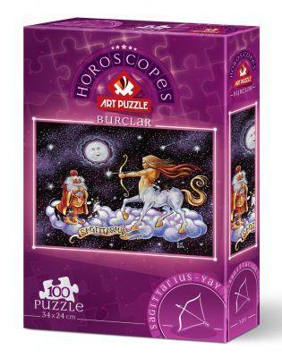 Art Puzzle Yay Burcu 100 Parça Puzzle