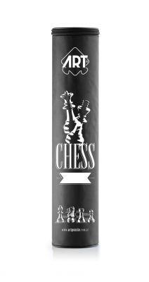 Art Satranç Takımı Turnuva Tipi Büyük Boy Bez Çantalı