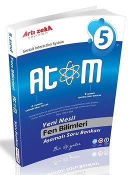 Artı Zeka 5. Sınıf Fen Bilimleri Atom Aşamalı Soru Bankası