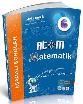 Artı Zeka 6. Sınıf Matematik Atom Aşamalı Sorular