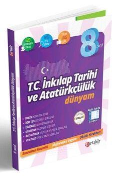 Artıbir Yayınları 8. Sınıf LGS T.C. İnkılap Tarihi ve Atatürkçülük Dünyam