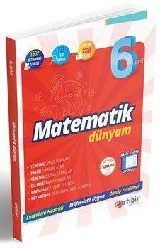 Artıbir Yayınları 6. Sınıf Matematik Dünyam