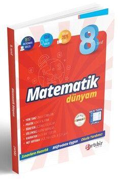 Artıbir Yayınları 8. Sınıf LGS Matematik Dünyam