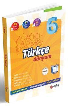 Artıbir Yayınları 6. Sınıf Türkçe Dünyam