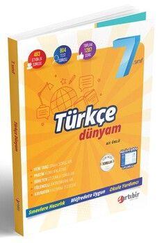 Artıbir Yayınları 7. Sınıf Türkçe Dünyam