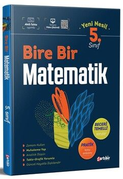 Artıbir Yayınları 5. Sınıf Birebir Matematik