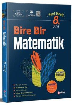 Artıbir Yayınları 8. Sınıf LGS Birebir Matematik