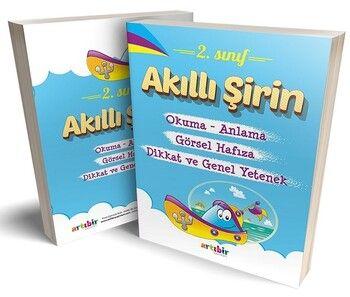 Artıbir Yayınları 2. Sınıf Akıllı Şirin