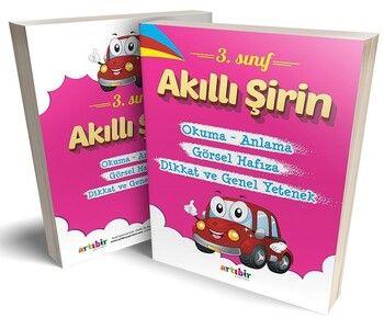 Artıbir Yayınları 3. Sınıf Akıllı Şirin