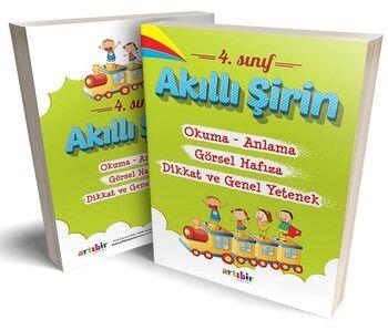 Artıbir Yayınları 4. Sınıf Akıllı Şirin