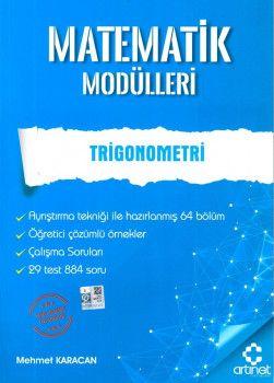 Artınet Yayınları Matematik Modülleri Trigonometri