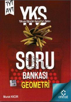 Artınet Yayınları TYT AYT Geometri Soru Bankası