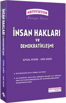 Artıvizyon Yayınları İnsan Hakları ve Demokratikleşme Konu Anlatımlı