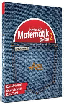 Asel Başucu Serisi Herkes için Matematik Defteri 2