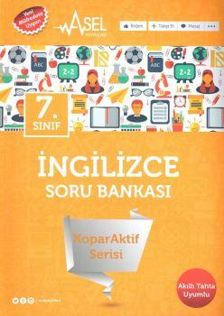Asel Yayınları 7. Sınıf İngilizce KoparAktif Serisi Soru Bankası